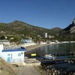 Новый Свет - поселок в Крыму