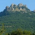 Гора Демерджи в Крыму