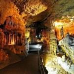 Мраморные пещеры в Крыму