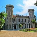 Экскурсия в дворец Эмира Бухарского в Гаспре