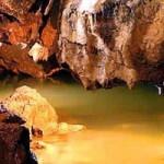 Красные пещеры в Крыму